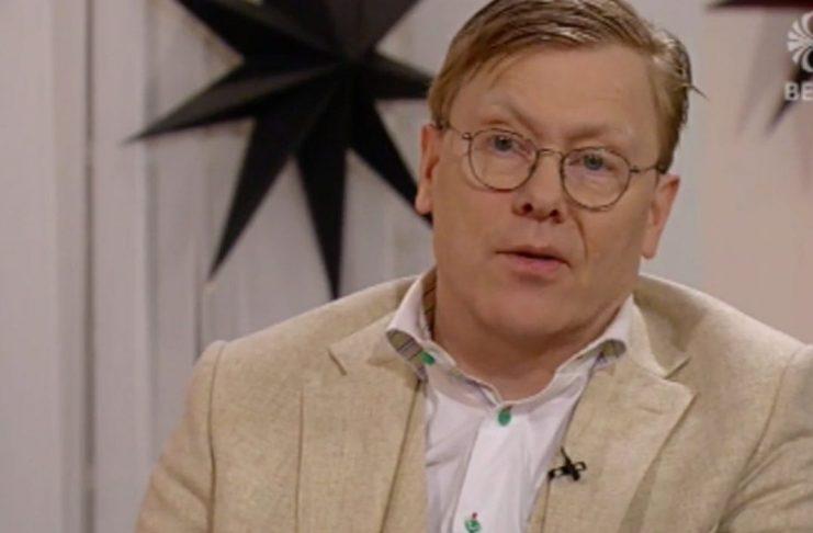 """Jón Gnarr væri til í að vera forseti: """"Auðvitað finnst mér þetta spennandi"""""""