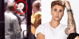Justin Bieber lenti í slag eftir körfuboltaleik í Cleveland