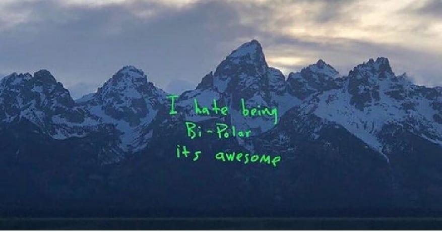Búðu til þitt eigið Kanye West plötuumslag