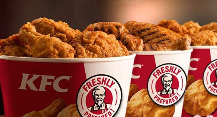 KFC fylgir aðeins ellefu aðilum á Twitter og ástæðan er mögnuð!