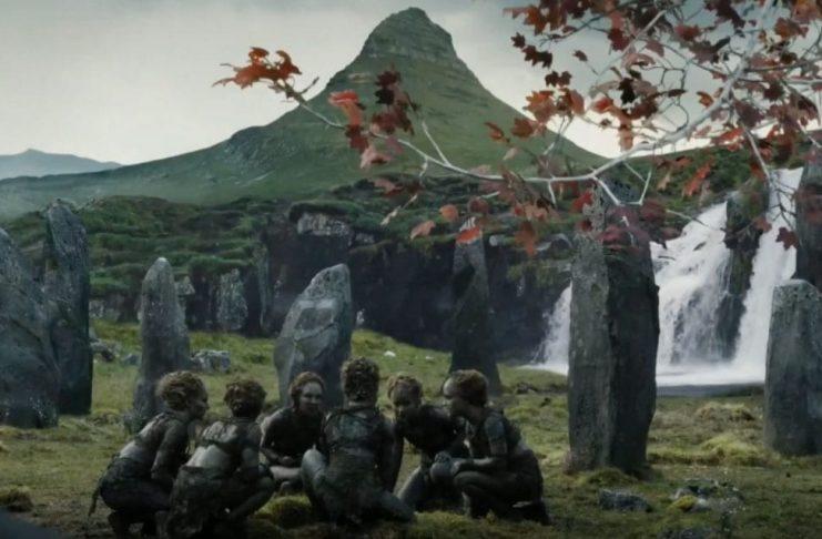 Ísland var úti um allt í sjöttu seríu Game of Thrones