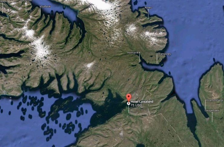 Ölvaður maður gekk berserksgang við Hótel Ljósaland