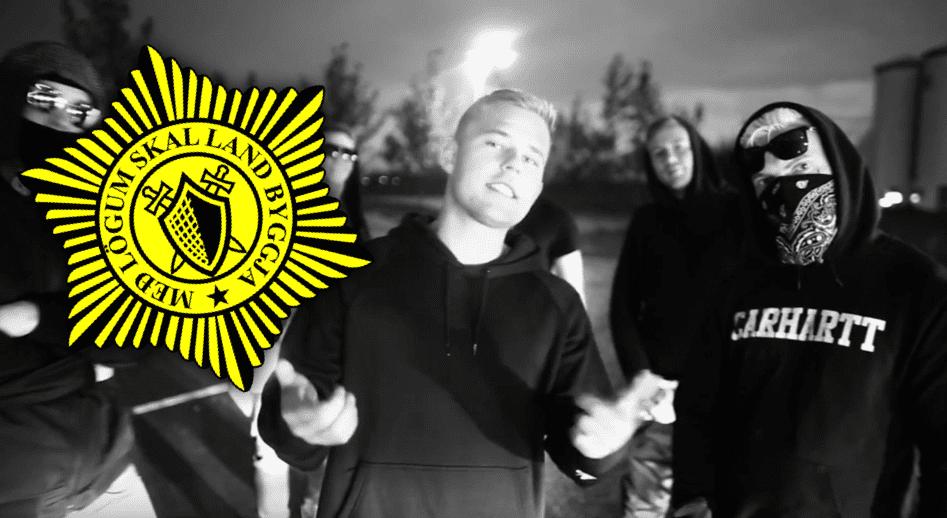 Kristmundur Axel ákærður fyrir að hóta lögreglumanni