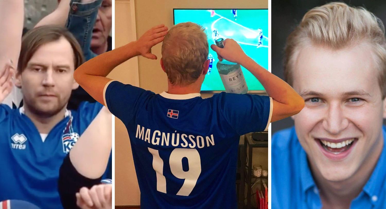 """Magnús Magnus Magnússon opnar sig um skaupið: """"Heiður þrátt fyrir að vera túlkaður sem þjóðarskömm"""""""
