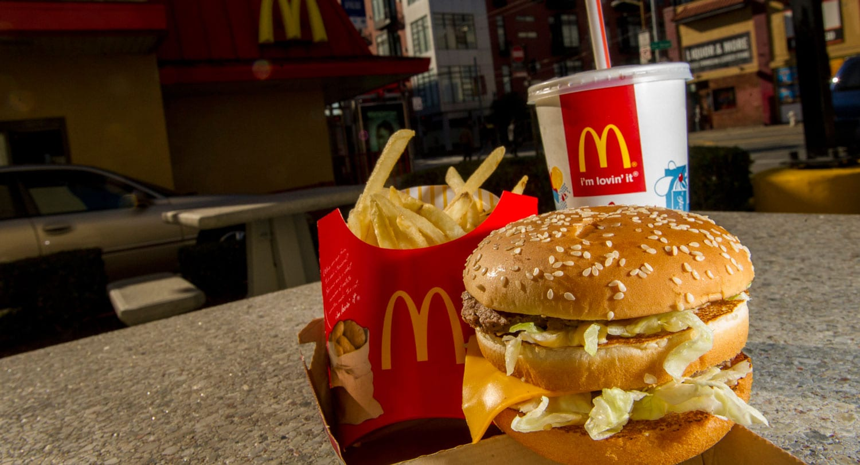 McDonalds ekki með nein áform um að opna á Íslandi aftur