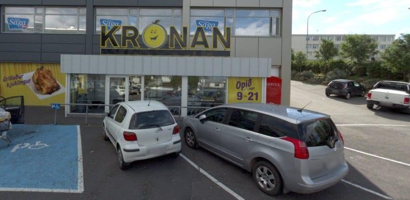 """Fékk ekki að nota klósettið í Krónunni og kúkaði á sig: """"Þegar svona gerist verður maður alveg pínulítill"""""""