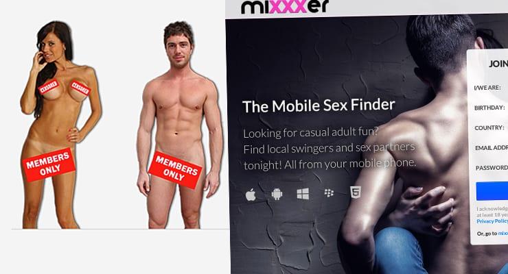 Mixxxer er eins og Tinder nema bara fyrir kynlíf