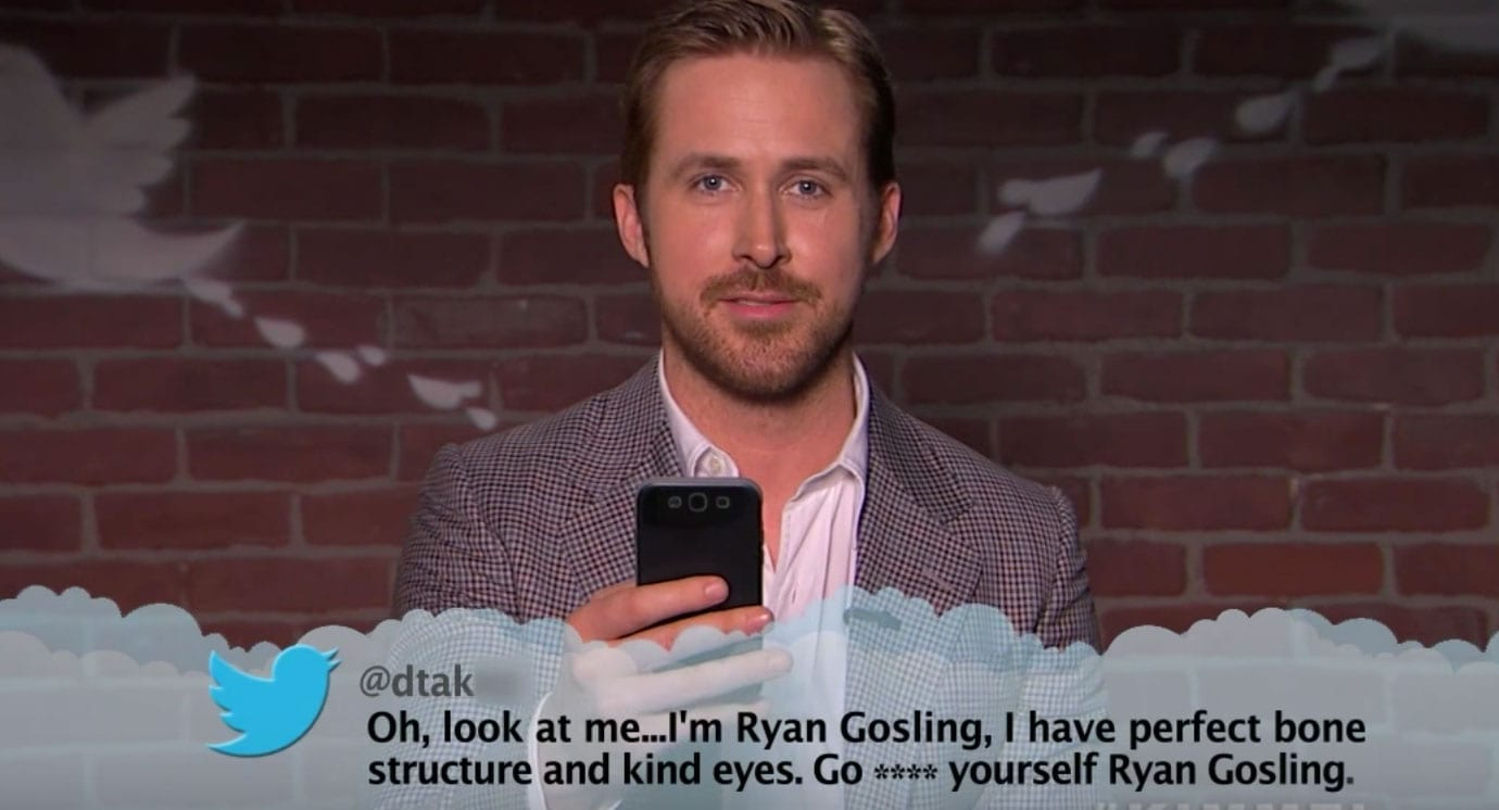 Myndband: Ryan Gosling