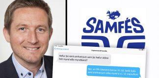 """Samfés breytir sexting-myndbandinu: """"Ætlunin var ekki að skella skuldinni á fórnarlömb"""""""