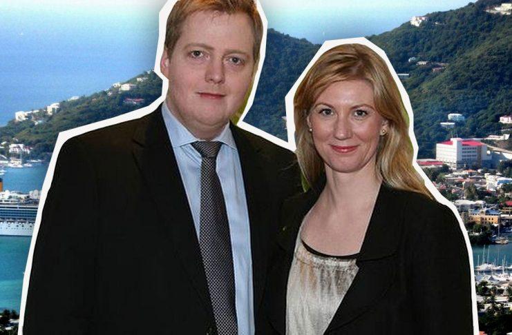 """Eiginkona Sigmundar Davíðs kjaftstopp: """"Ég stend stolt með Sigmundi mínum"""""""