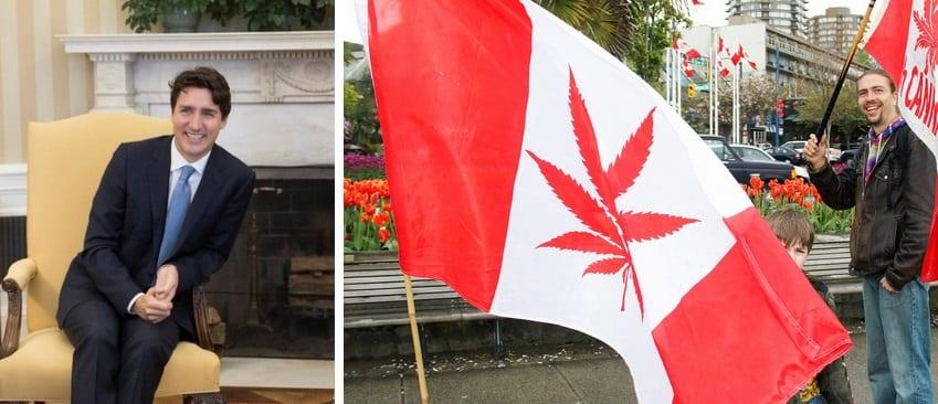 Kanada lögleiðir kannabis