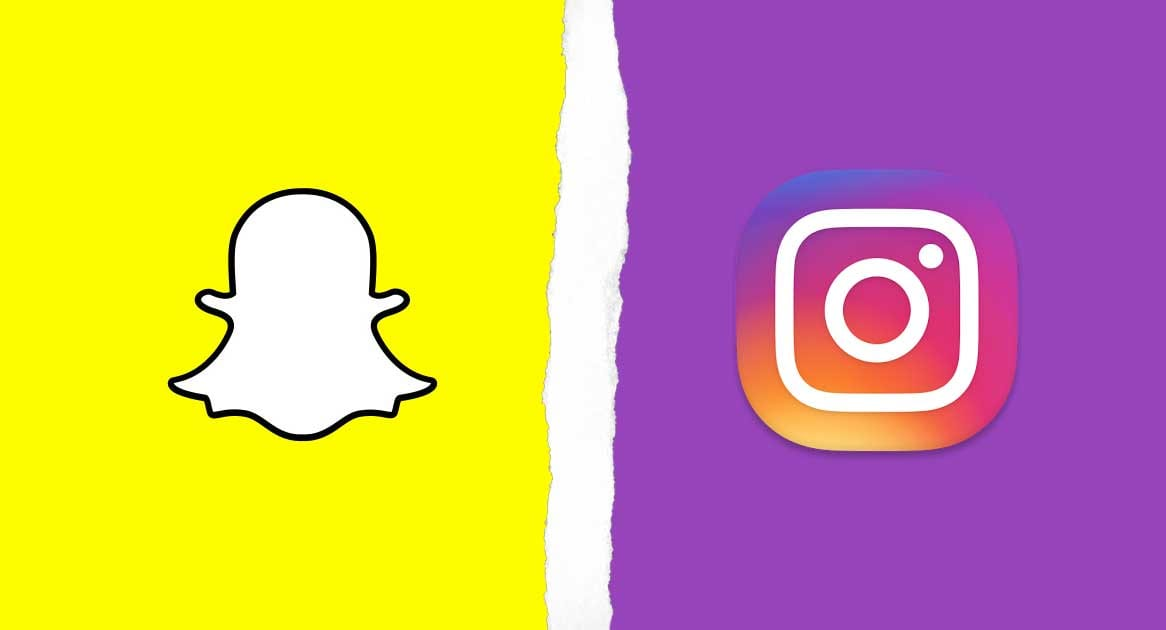 Stories á Instagram orðnar vinsælli en Snapchat