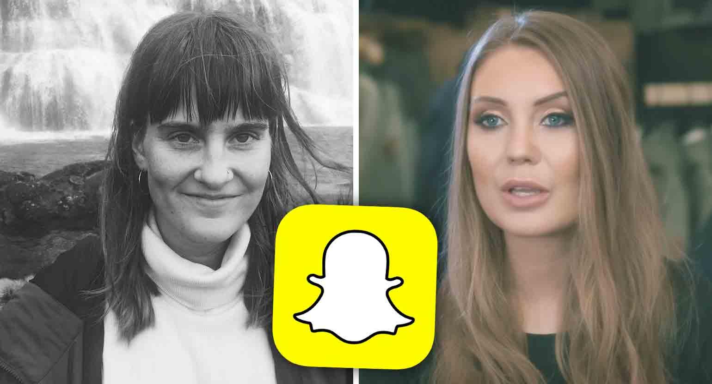 """Gagnrýnir Manuelu fyrir að kynna fyllingar í varir á Snapchat: """"Þetta var engin auglýsing"""""""