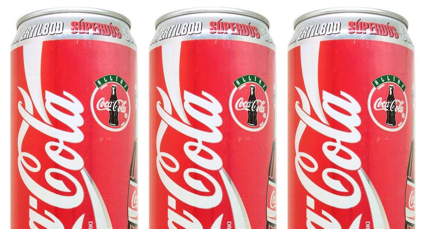Fangelsaður fyrir að gefa börnum sínum ekkert annað en Coca-Cola