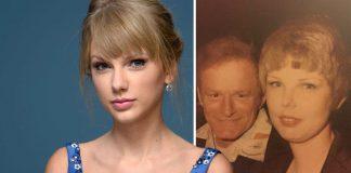 Internetið tryllist yfir ömmunni sem er alveg eins og Taylor Swift