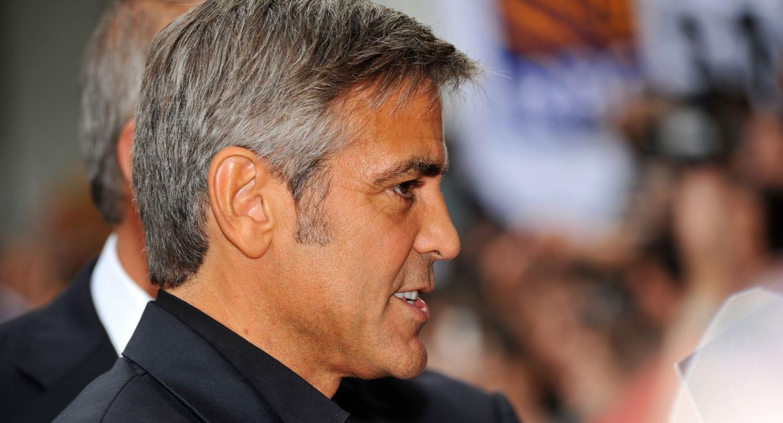 """George Clooney gaf 14 bestu vinum sínum milljón dali á mann: """"Svona er George"""""""