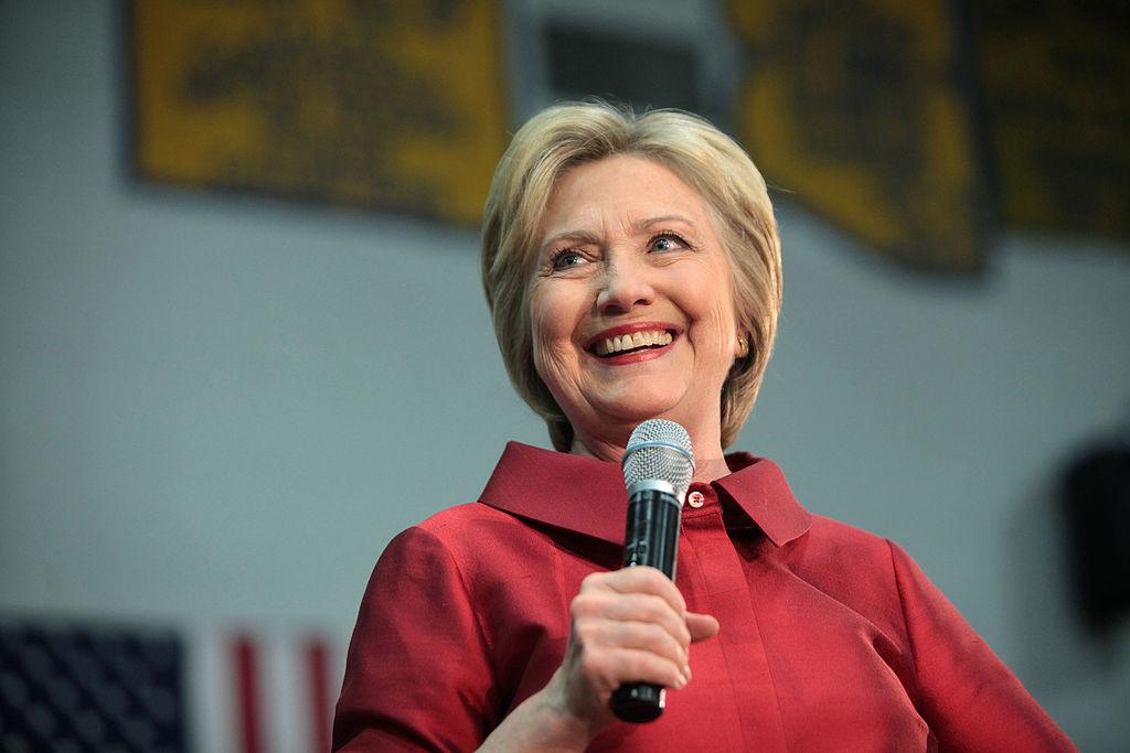 Hillary Clinton býður sig ekki aftur fram