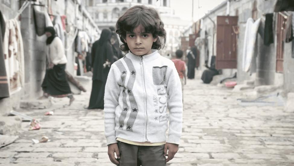 UNICEF á Íslandi hefur neyðarsöfnun fyrir börn í Jemen og sendir frá sér áhrifaríkt myndband