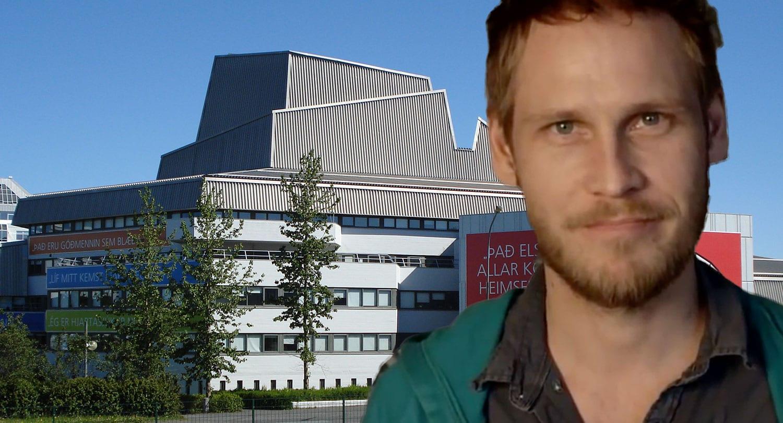 Atli Rafn rekinn úr Borgarleikhúsinu eftir ásakanir í tengslum við #metoo-byltinguna