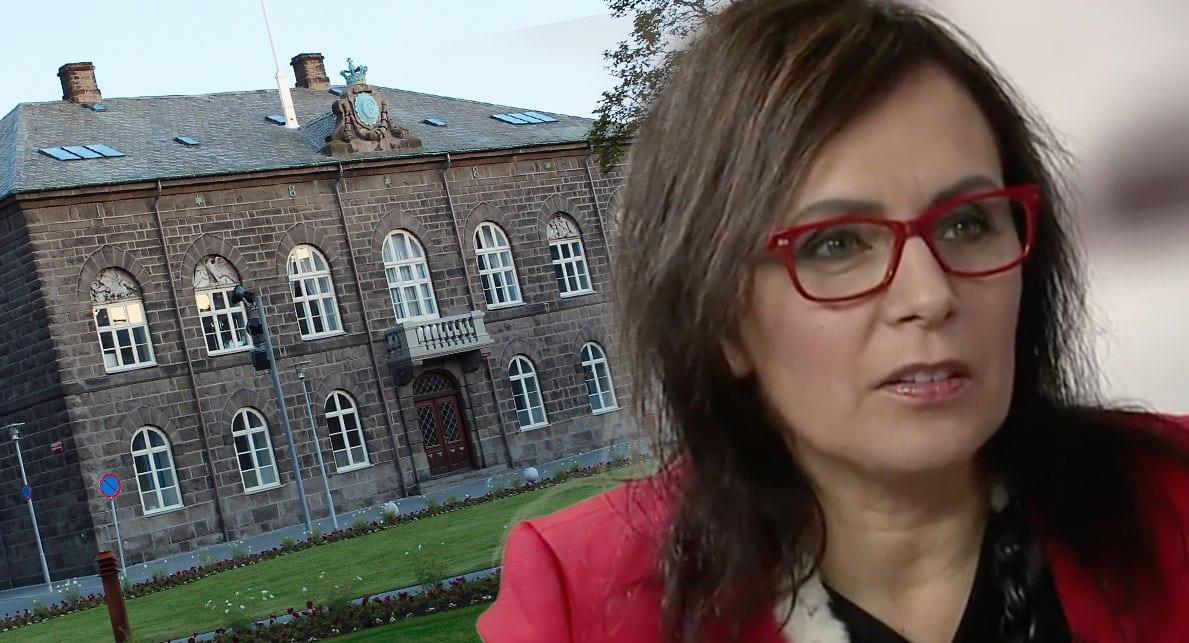 Bjarkey Olsen segir húsnæðisgreiðslur Alþingis ekki duga fyrir afborgunum af íbúðinni í Reykjavík
