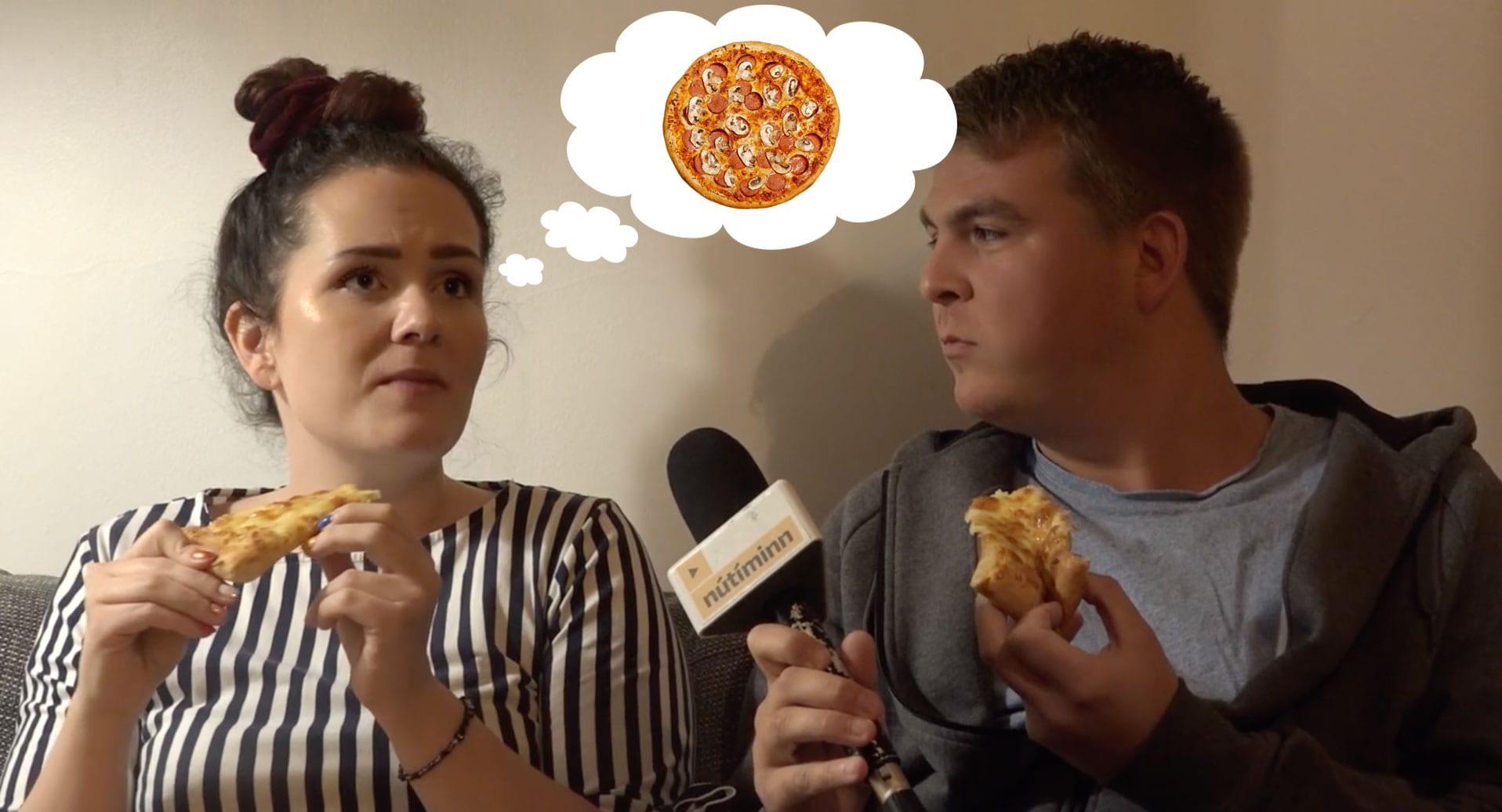 """Guðrún Veiga ætlar að borða pizzu á hverjum degi í Meistaramánuði: """"Alla klukkutíma sem ég er vakandi langar mig í pizzu"""""""