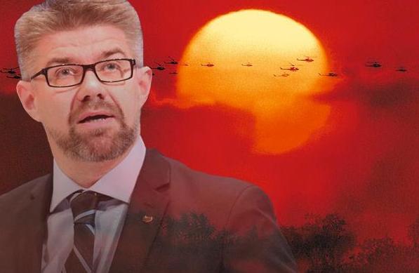 Ný ÍSLENSK spennumynd væntanleg um 36 tíma hneysklið -
