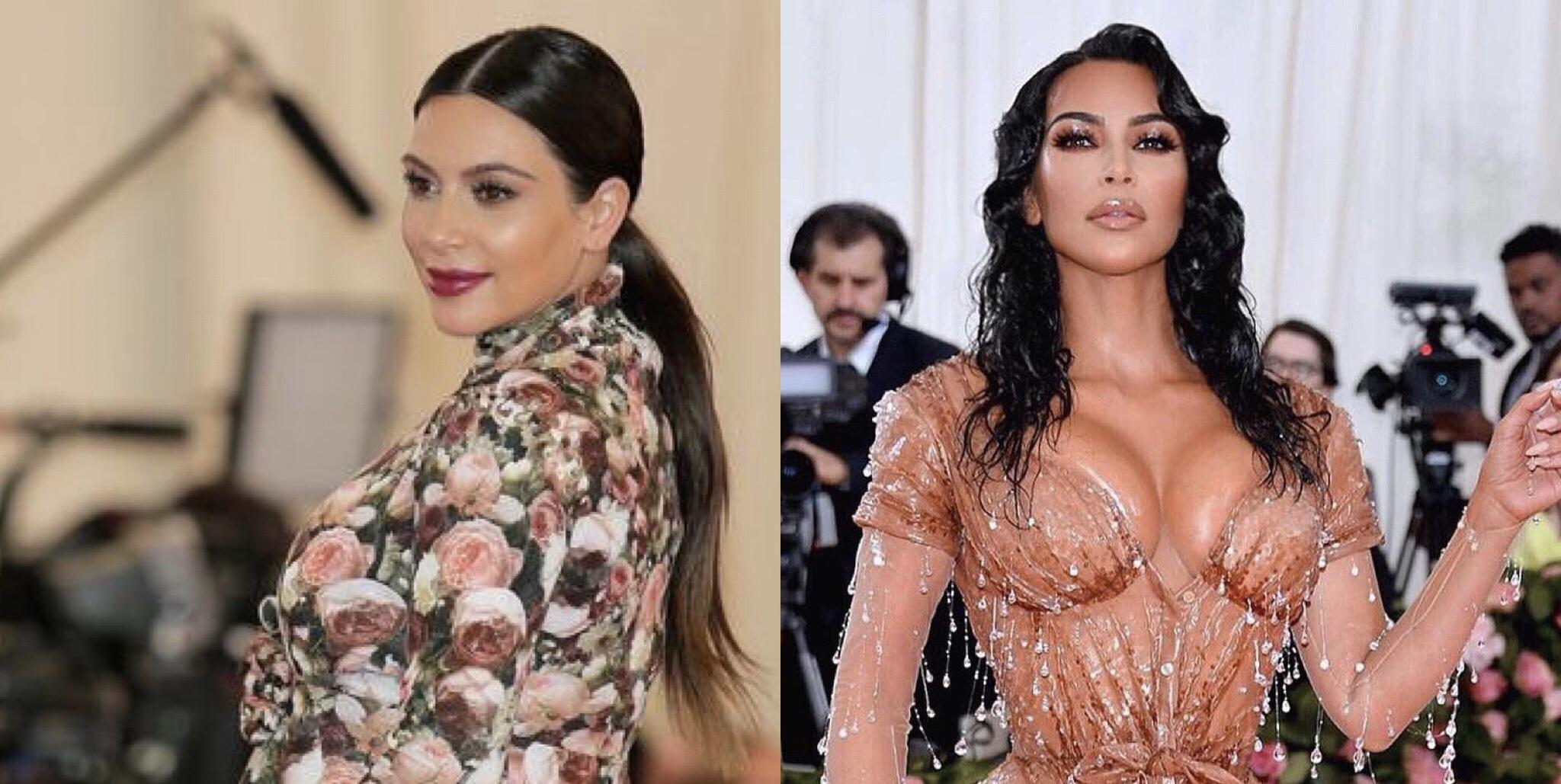 Kim Kardashian grét eftir fyrsta skiptið sitt á Met Gala