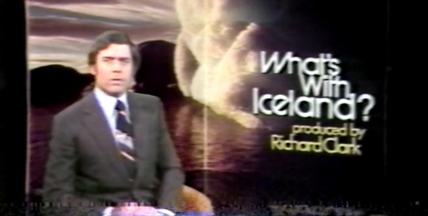 Þessi útsending var bönnuð á ÍSLANDI árið 1976 - 60 Minutes fjölluðu um Ísland! - MYNDBAND
