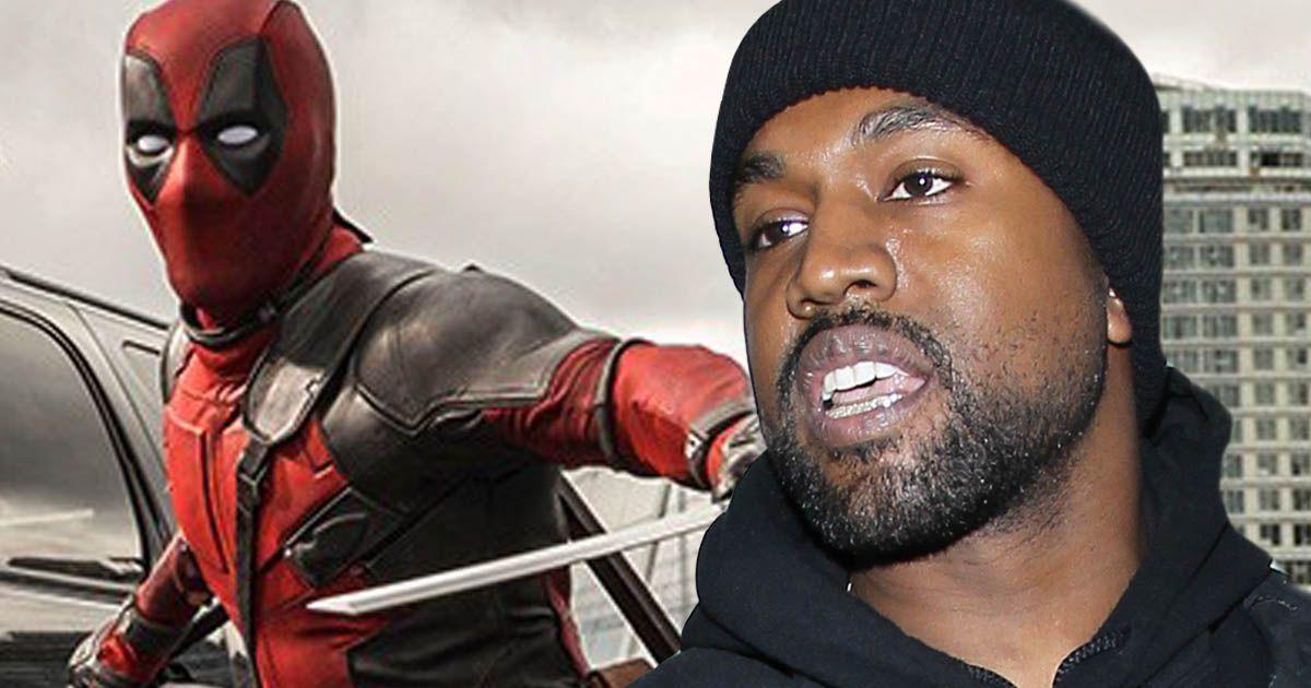 Kanye West BAUÐ Ryan Reynolds tónlistina sína í Deadpool 3 - Svar Ryan's var tær snilld!