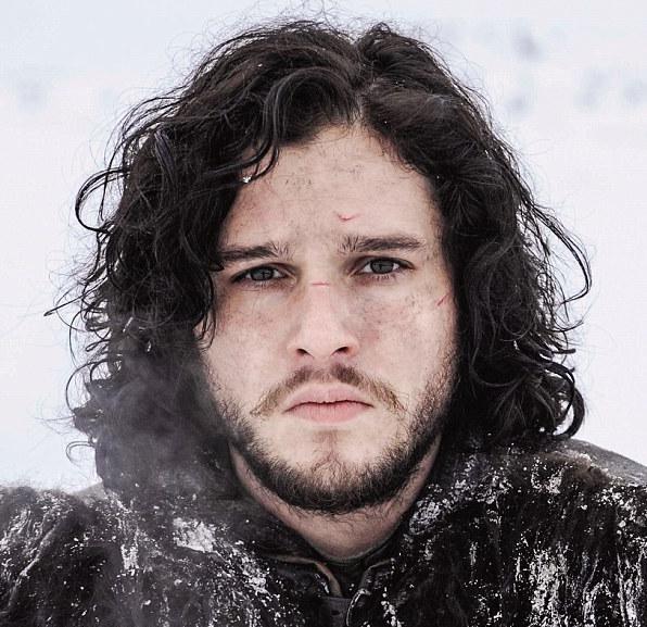 Josiah er svo líkur Jon Snow að netið er að tryllast - MYNDIR