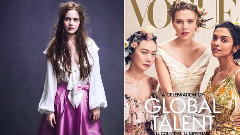 Hera Hilmarsdóttir ein af fjórtán súperstjörnum í forsíðuviðtali Vogue