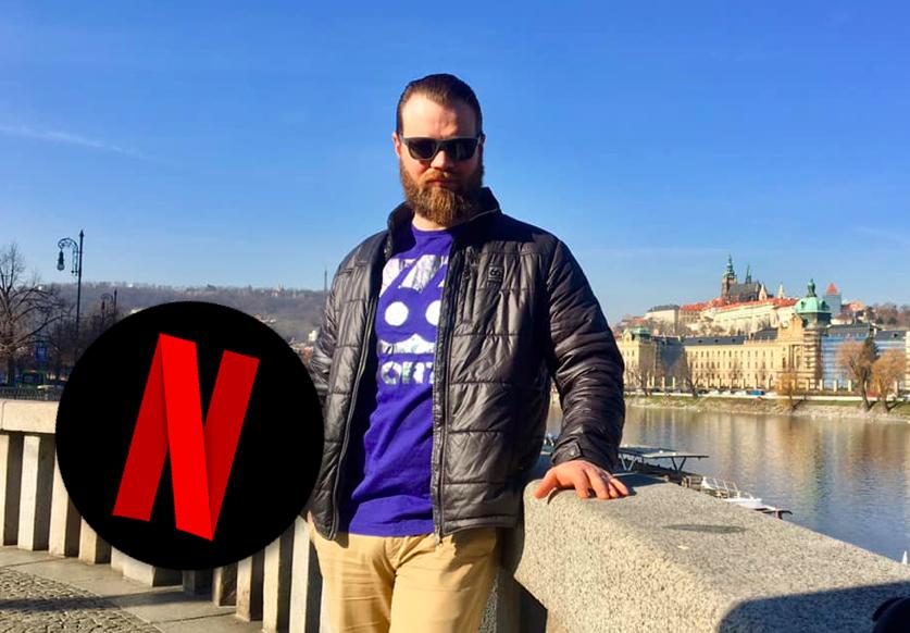 """Jóhannes Haukur í nýrri Netflix seríu: """"Töldu vissara að hafa mig með"""""""
