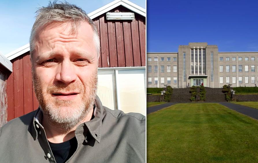 """Þorsteinn Guðmundsson kláraði BS námið í sálfræði: """"Reyndist einstakt gæfuspor í mínu lífi"""""""