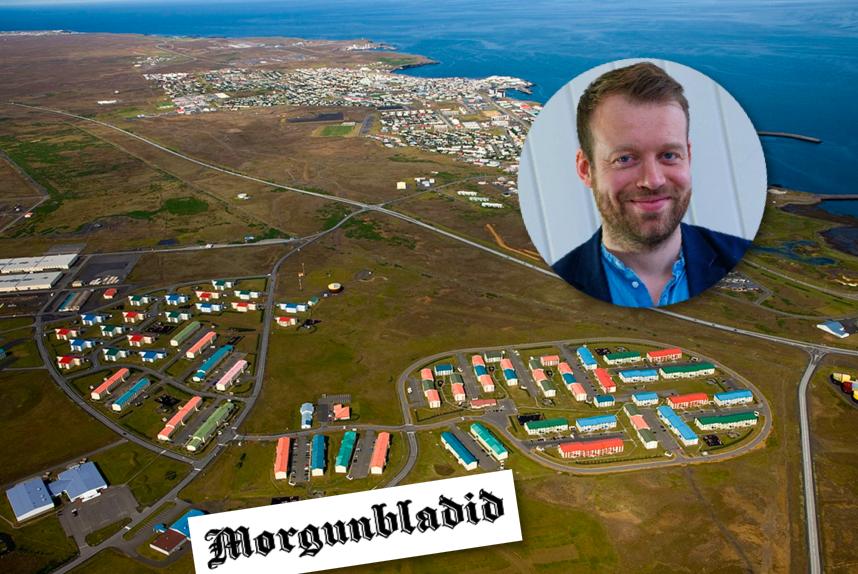 """Þórði Snæ hótað eftir gagnrýni á Morgunblaðið:""""Vona að þú verðir fyrsti Íslendingurinn til að fá sýrubað"""""""