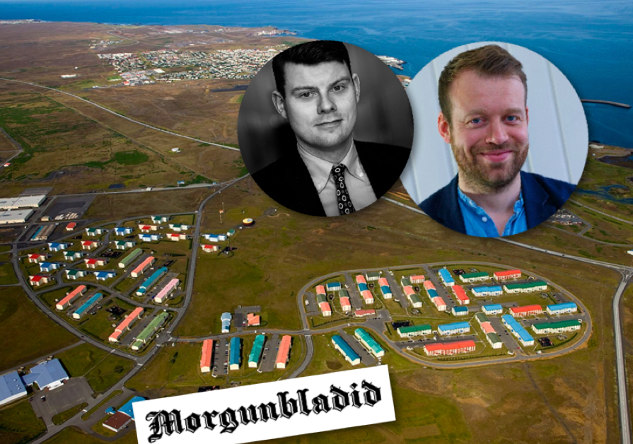 """Blaðamaður Morgunblaðsins svarar ritstjóra Kjarnans: """"Honum finnst allir fífl nema hann sjálfur"""""""