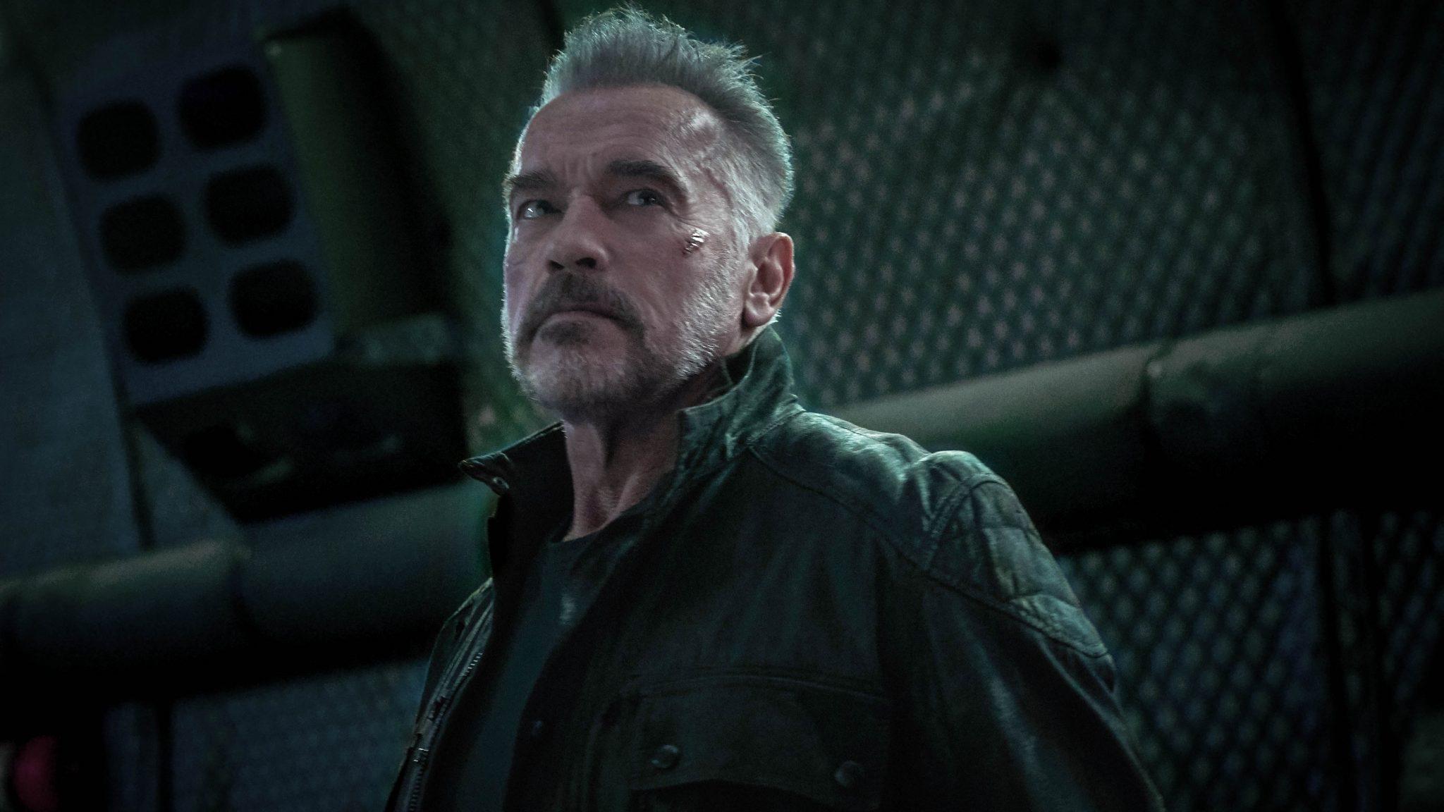 Fyrstu myndirnar úr Terminator: Dark Fate