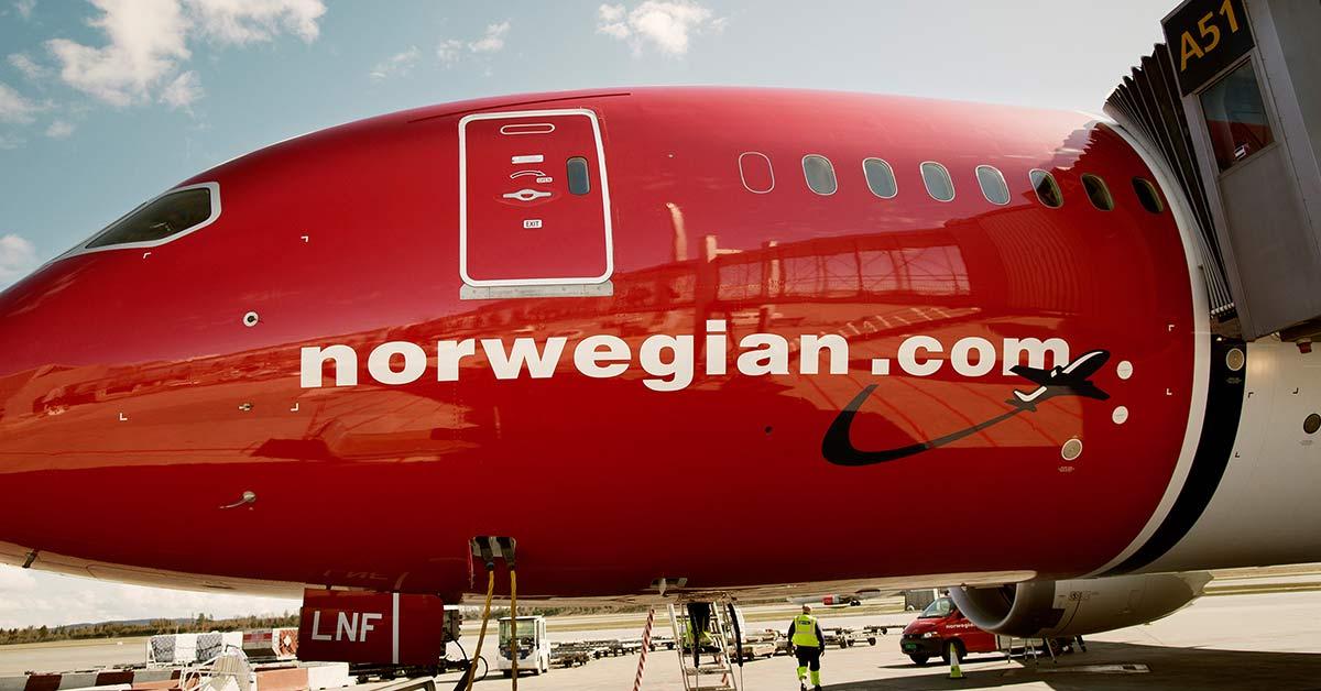 Norwegian air mun fljúga til Las Palmas og Tenerife frá Íslandi