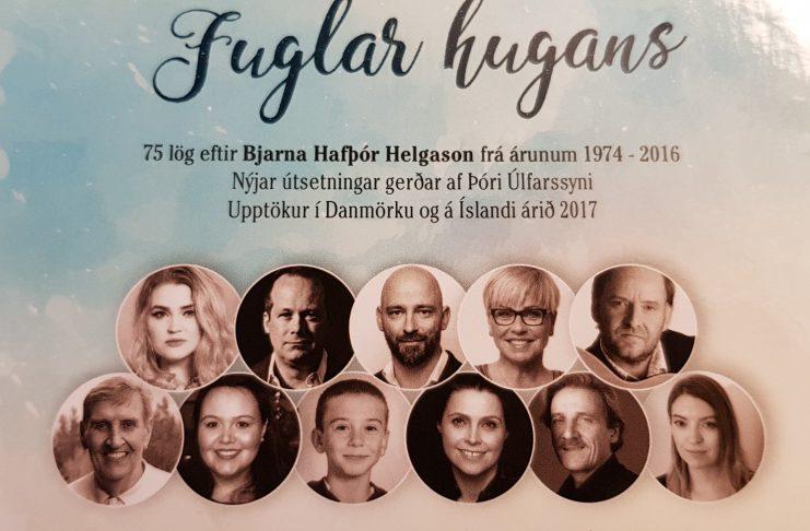 Bjarni ætlar að gefa ÞÉR tónlistarverkið hans  - Gerði 'Fuglar hugans' aðgengilegt þér að kostnaðarlausu!