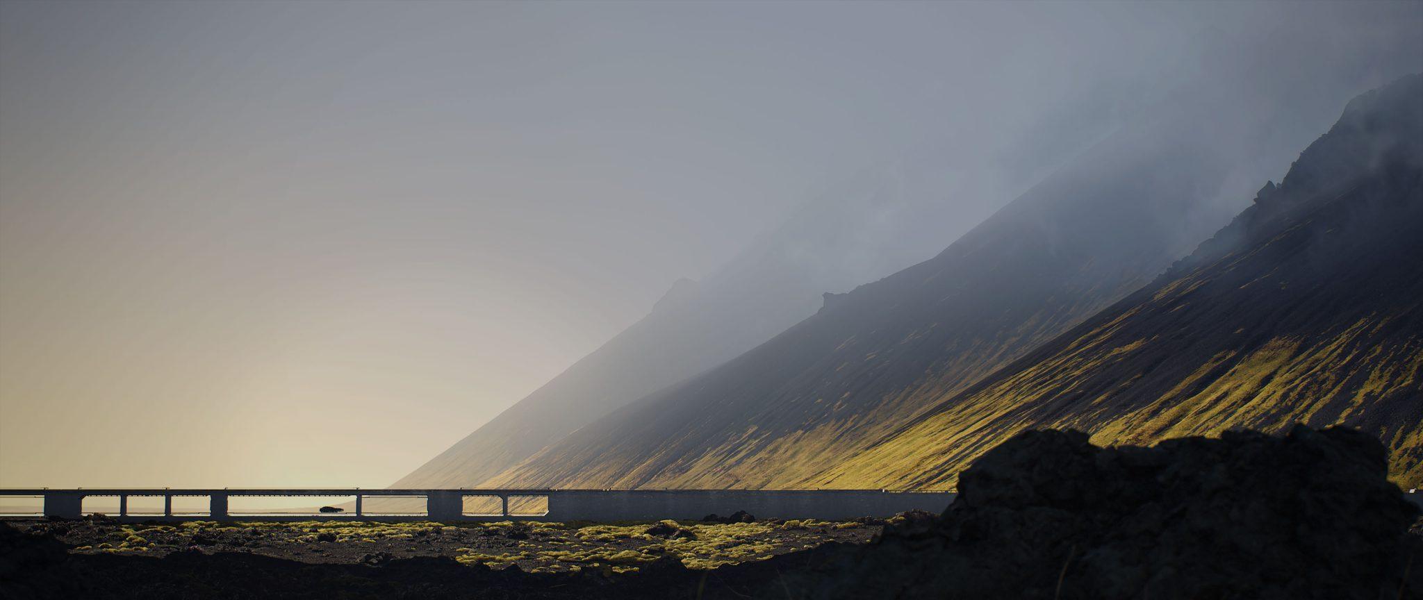 Ísland í stafrænu formi