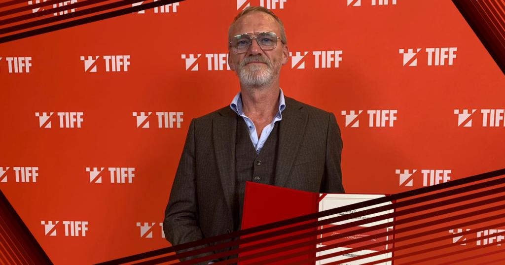 Ingvar E. valinn besti leikarinn á TIFF í Rúmeníu