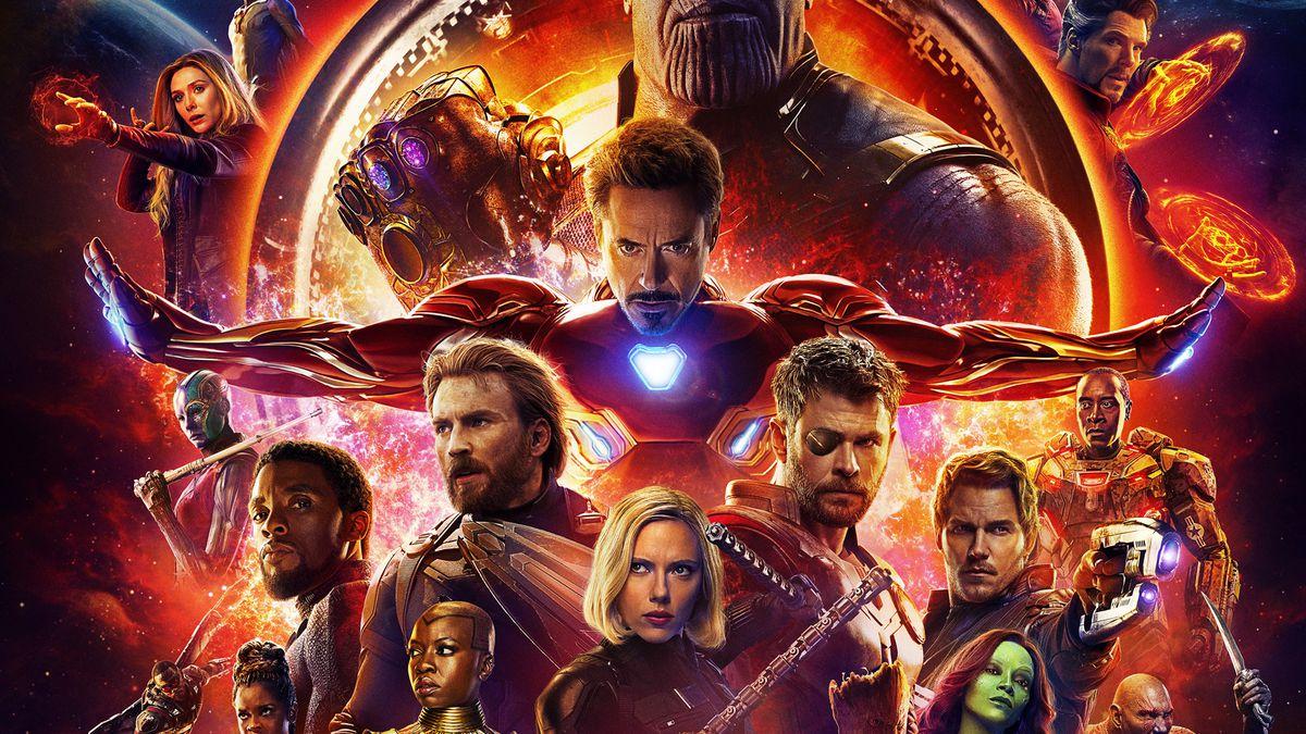 Marvel tilkynnti tíu væntanlegar kvikmyndir á Comic Con