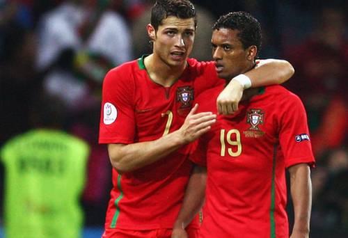 Manstu eftir því þegar Nani EYÐILAGÐI gullfallegt mark fyrir Cristiano Ronaldo? - Myndband