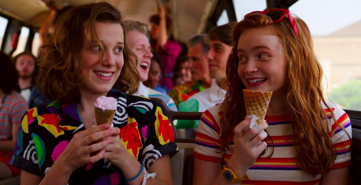 Þriðja sería Stranger Things slær áhorfendamet á Netflix