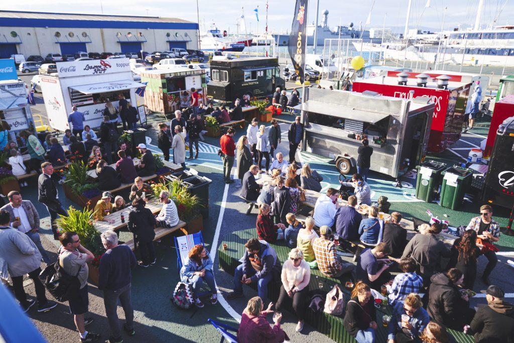 Reykjavik Street Food snýr aftur á Miðbakka með Götubita á Menningarnótt