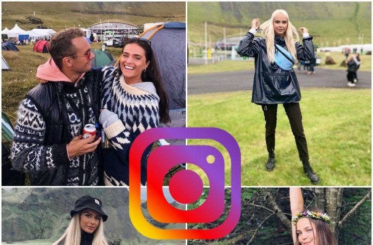 """Verslunarmannahelgin á Instagram:""""Skítugasta helgi ársins en besta helgi ársins"""""""