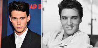 Butler leikur Elvis Presley í væntanlegri kvikmynd