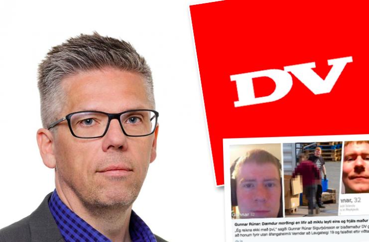 Kæra Ágúst Borgþór fyrir umfjöllunina um Gunnar Rúnar