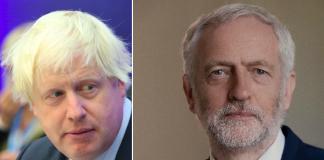 Jeremy Corbyn segir að Boris Johnson hafi ekki unnið sér inn stuðning Bretlands