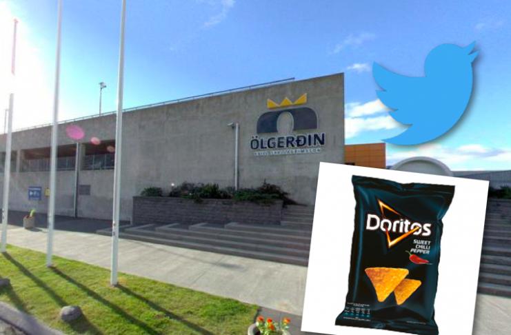 """Ölgerðin rannsakar breytingar á svarta Doritos snakkinu: """"Eitt það versta sem ég hef upplifað"""""""