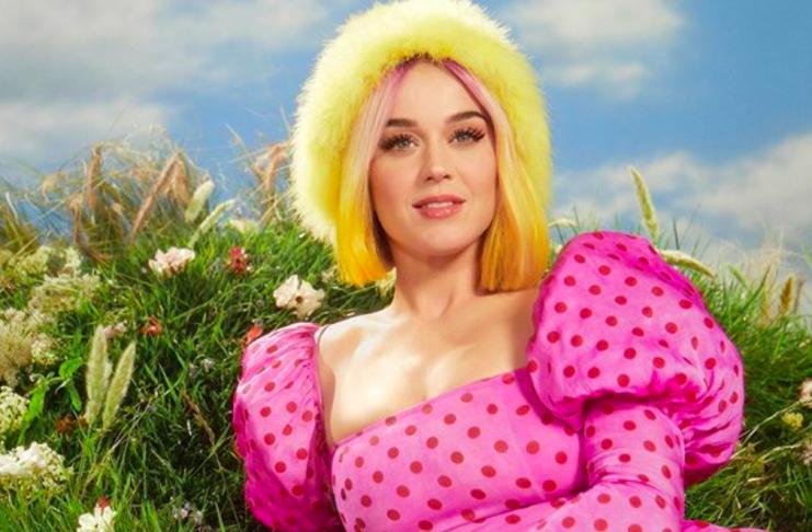 Katy Perry dæmd fyrir lagastuld á kristilegu rapplagi